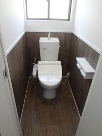 シェアハウス埼大前 203号室のトイレ