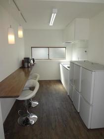 シェアハウス埼大前 203号室のキッチン