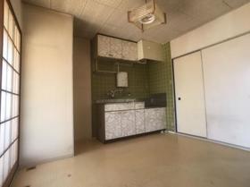 ドリームハイツ澤 1号棟 111号室のキッチン