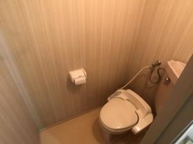 ドリームハイツ澤 1号棟 111号室のトイレ