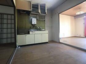 ドリームハイツ澤 2号棟 201号室のキッチン