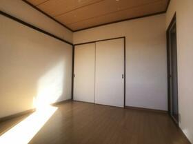ドリームハイツ澤 2号棟 201号室のベッドルーム