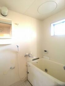 ドリームハイツ澤 2号棟 206号室の風呂