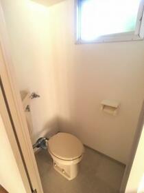 ドリームハイツ澤 2号棟 206号室のトイレ