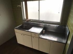 ドリームハイツ澤 3号棟 311号室のキッチン