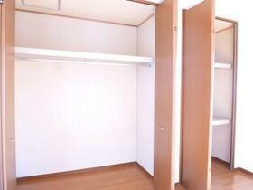 ディアコート 201号室の収納