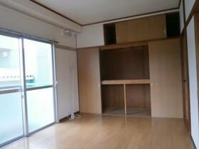 上総ビル 203号室の収納