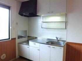 グレイスコーポ B 202号室のキッチン