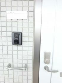 ファミーユ 105号室の設備