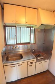 スターハイツ 202号室のキッチン