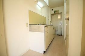 ヒロ大巌寺 205号室のキッチン