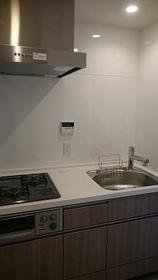 リビオ新宿ザ・レジデンス 304号室のキッチン