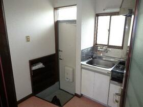 ストーンハイツ 102号室のキッチン