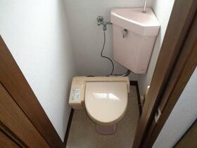 ストーンハイツ 102号室のトイレ