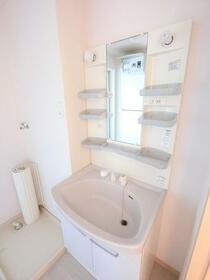 フォレスト・コート B/C C202号室の洗面所
