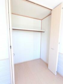フォレスト・コート B/C C202号室の収納