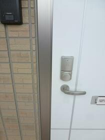ロイヤルガーデン D 203号室の設備