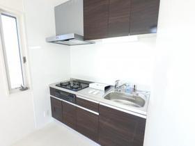 Grant・Ⅰ 106号室のキッチン