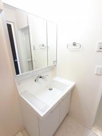 Grant・Ⅰ 106号室の洗面所