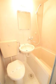 マツミコーポ 202号室の風呂