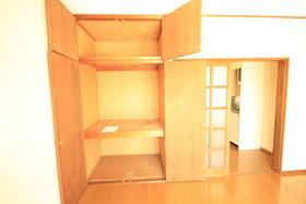 マツミコーポ 202号室の収納
