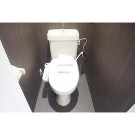 ベルヴィル大宮A棟 321 321号室のトイレ