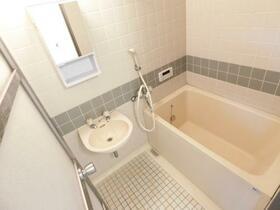 コーポプラント 002C号室の風呂