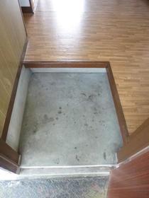 関口アパート 201 201号室の玄関