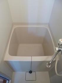 関口アパート 201 201号室の風呂