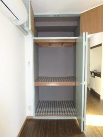 MIYAビル 201号室の収納