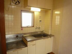 コーポ藤Ⅰ 404号室のキッチン