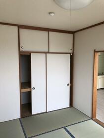 ジョリメゾン 0302号室の居室