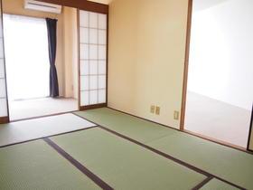 太陽ガーデン101棟 206号室の居室
