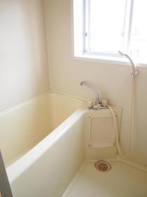 太陽ガーデン101棟 206号室の風呂