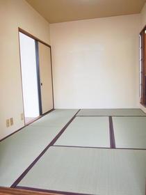 太陽ガーデン101棟 206号室の設備