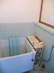 オレンジコーポ 103号室の風呂