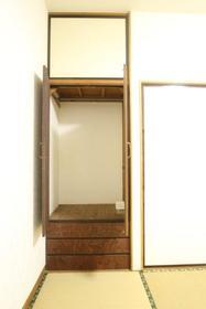 オレンジコーポ 103号室の収納
