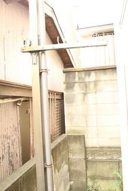 オレンジコーポ 103号室のバルコニー