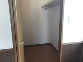 セジュールKIYO B 202号室の収納