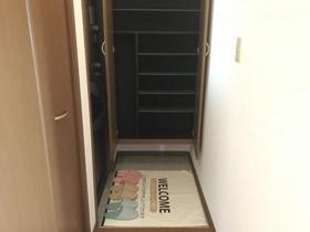 セジュールKIYO B 202号室の玄関