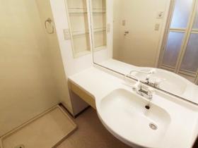 ウインドワードガーデンズ D 105号室の洗面所