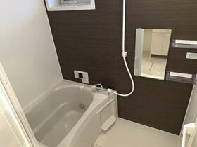 グランプレジール C 201号室の風呂