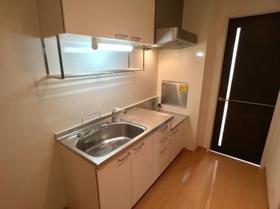 アネシス城北 B 302号室のキッチン