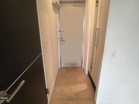 アネシス城北 B 302号室の玄関