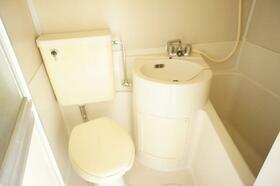 エステート21 B203号室のトイレ