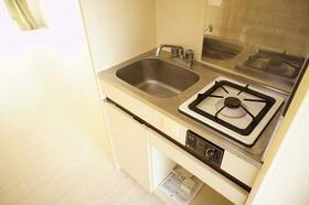 エステート21 B203号室のキッチン