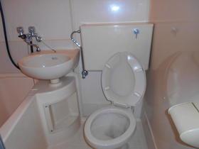 コピーヌカナメ 205号室の風呂