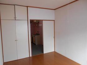 コピーヌカナメ 205号室のベッドルーム