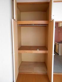 コピーヌカナメ 205号室の収納