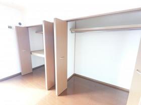 アーバンハイツ 202号室の収納